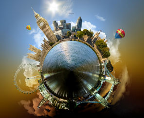 Why does a London address inspire greater confidence and extra business?