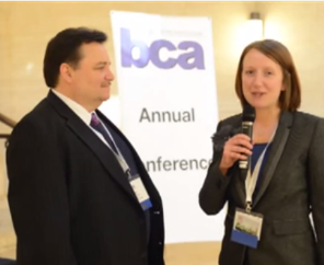 The BCA Interviews Ray Lindenberg at BCA Conference 2013
