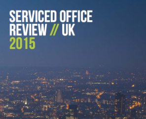 Instant's 2015 UK Serviced Office Review: The Serviced Office Market is Dynamic and Fast Growing