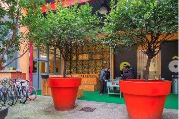Coworking Europe 2015: Out and About in Milano