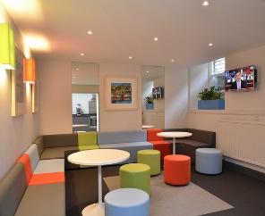 BCA Social Gallery: A Masterclass in Flexible Workspace Design