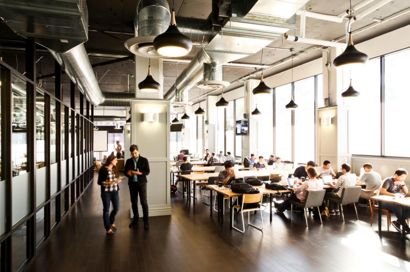 Flexible Workspace Goes Full Circle